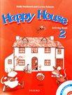Happy House 2 Activity Book + MultiROM