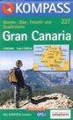 Gran Canaria  - mapa Kompass č.237 - 1:50t