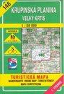 Krupinská planina, Velký Krtiš - mapa VKÚ č.146 -1:50 000 /Slovensko/
