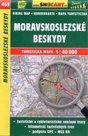 Moravskoslezské Beskydy - mapa SHOCart č.469 - 1:40 000