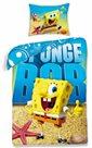 Bavlněné povlečení Sponge Bob 140x200 70x80cm
