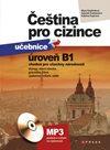 Čeština pro cizince - učebnice + cvičebnice + audio CD