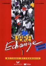 Libre Echange 1 - učebnice - Courtillon - A4, brožovaná, Sleva 35%