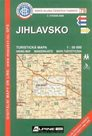 Jihlavsko - mapa KČT č.79 - 1:50t
