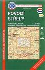 Povodí Střely - mapa KČT č.30 - 1:50 000