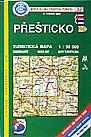 Přešticko - mapa KČT č.32 - 1:50t