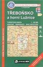 Třeboňsko a horní Lužnice - mapa KČT č.75 - 1:50t