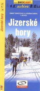 Jizerské hory - zimní turistická a lyžařská mapa - 1:60 000