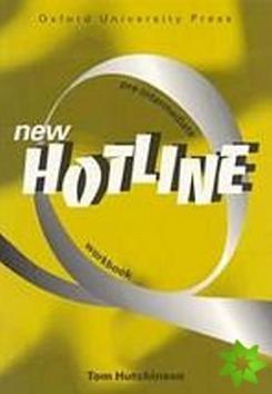 New Hotline Pre-intermediate WB - Hutchinson Tom - 21x30 cm