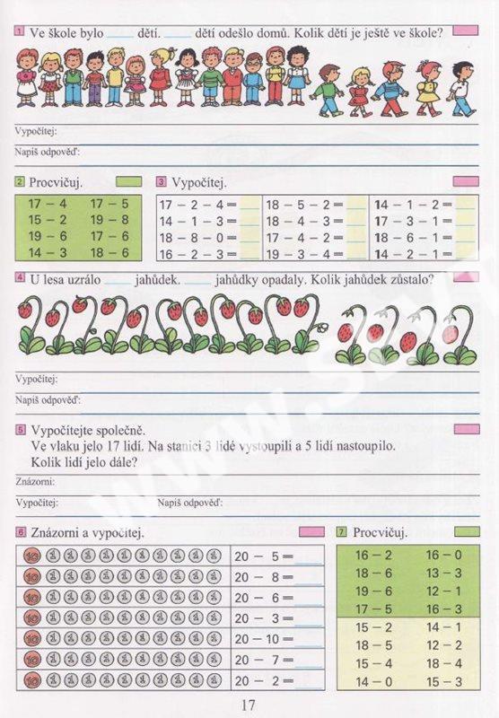 Matematika Pro 1 Rocnik Zs 3 Dil Podle Rvp Zv Alter Kolektiv