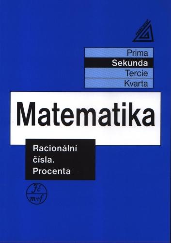 Matematika - Racionální čísla a procenta (sekunda) - Herman Jiří