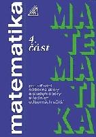 Matematika pro SOŠ a studijní obory SOU, 4. část - Petránek, Calda