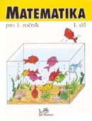 PRODOS spol. s r.o. Matematika 1.r. 1.díl - Molnár, Mikulenková