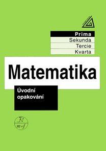 Matematika - Úvodní opakování (prima)