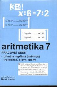 Aritmetika 7.r. pracovní sešit