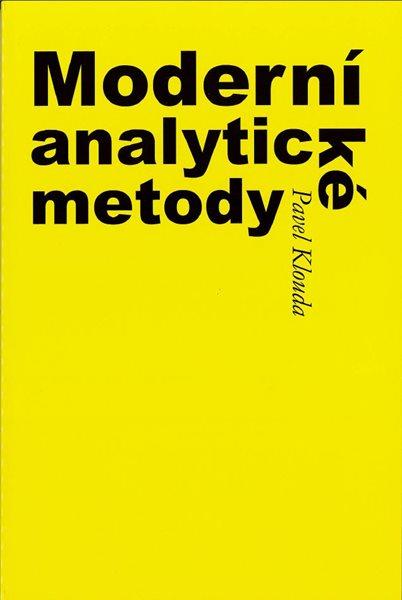 Moderní analytické metody - Klouda Pavel - 15x23 cm