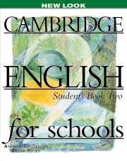 Cambridge English for Schools 2 SB