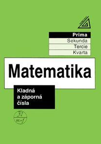 Matematika - Kladná a záporná čísla (prima)