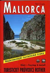 Mallorca - turistický průvodce Rother