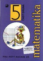 Matematika 5  (učebnice 2. část)