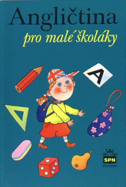 Angličtina pro malé školáky (2. a 3.r. ZŠ) - Zahálková M. - A5, brožovaná