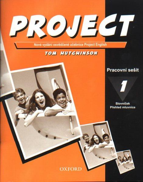 Project 1 New Pracovní sešit se slovníčkem - Hutchinson Tom - A4, brožovaná
