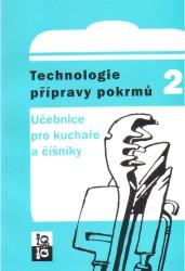Technologie přípravy pokrmů 2 - Učebnice pro kuchaře a číšníky - Brhlík, Romaňuk - A5, brožovaná