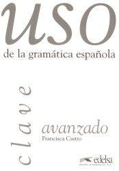 Uso de la gramática espaňola avanzado - clave