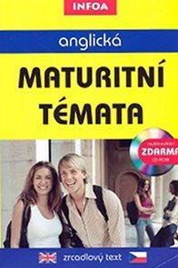 Anglická maturitní témata - zrcadlový text + CD-ROM