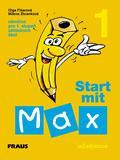 Start mit Max 1 - učebnice - Fišarová Olga - A4, brožovaná