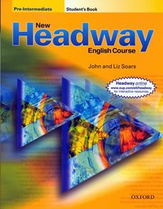 New Headway pre-intermediate Students Book