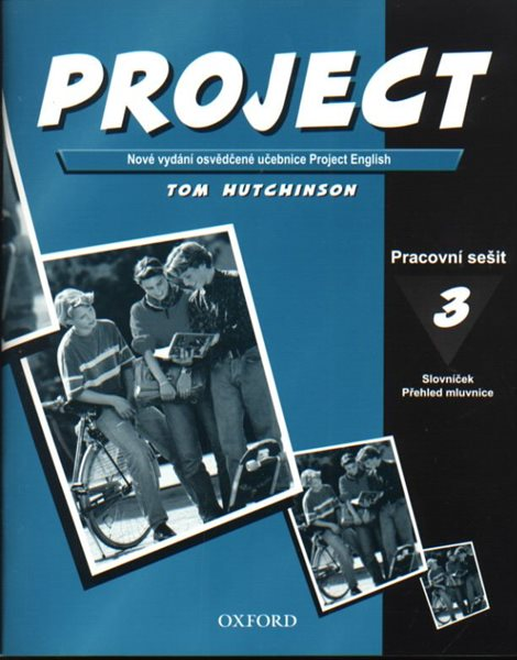 Project 3 - Workbook, Second Edition ( česká verze) - Hutchinson Tom