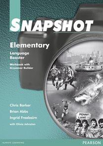 Snapshot elementary Language Booster (pracovní sešit)