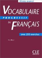Vocabulaire Progressif du Francais - Nieau avancé - kniha