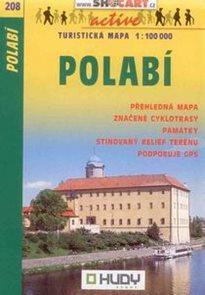 Okolí Prahy - Polabí - mapa Shocart č.208 - 1:100t