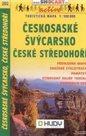 Českosaské Švýcarsko, České středohoří - mapa Shocart č.202 - 1:100t