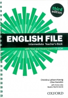 English File Intermediate 3. vydání - Teacher book with TEST and ASSESSMENT CD- ROM