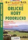 Orlické hory, Podorlicko - mapa Shocart č.211 - 1:100t