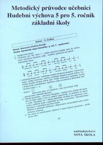 Hudební výchova 5.r. - metodický průvodce