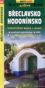 Břeclavsko - Hodonínsko - mapa SHOCart č.65 - 1:50 000