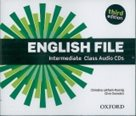 English File Intermediate 3. vydání Class AUDIO CDs /4 ks/
