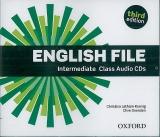 English File Intermediate 3. vydání Class AUDIO CDs /4 ks/