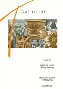 True to Life Starter - Personal Study Workbook (pracovní sešit)