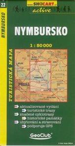 Nymbursko - mapa SHc22 - 1:50t
