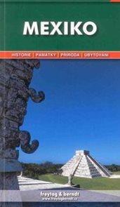 Mexiko - průvodce Freytag - 2.vydání