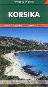 Korsika - průvodce Freytag - 2.vydání