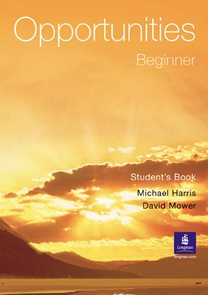 Opportunities beginner Students Book