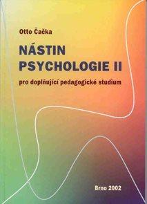 Nástin psychologie II