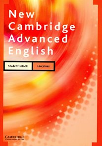 New Cambridge Advanced English SB