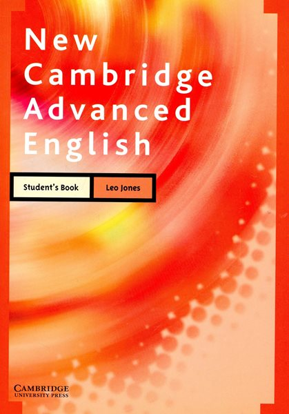 New Cambridge Advanced English SB - Jones Leo, Sleva 25%